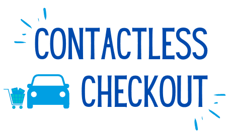 Contactless Checkout Logo