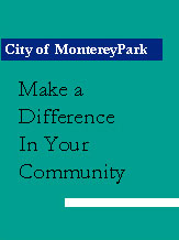 Make a Difference in Your Community