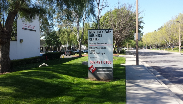 Monterey Park Business Center
